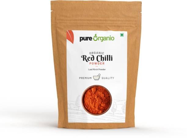 Pure Organio Organic Red Chilli Powder