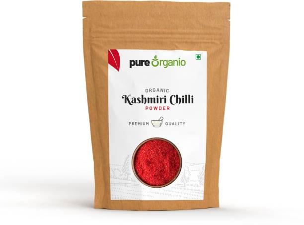 Pure Organio Kashmiri chilli Powder