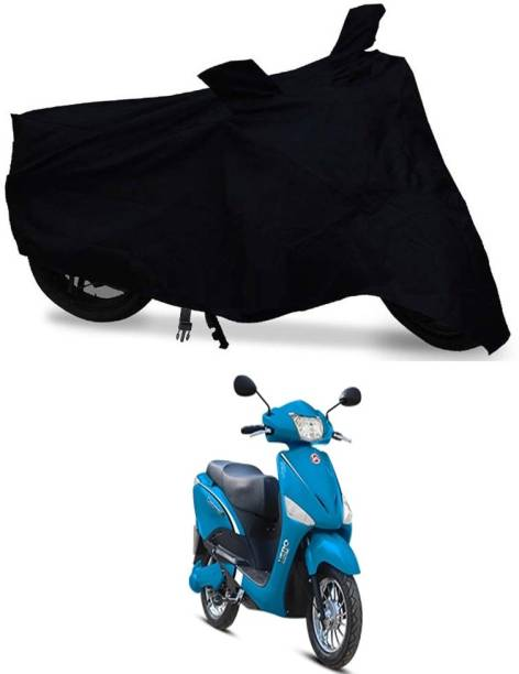 HYBRIDS COLLECTION Two Wheeler Cover for Hero Electric