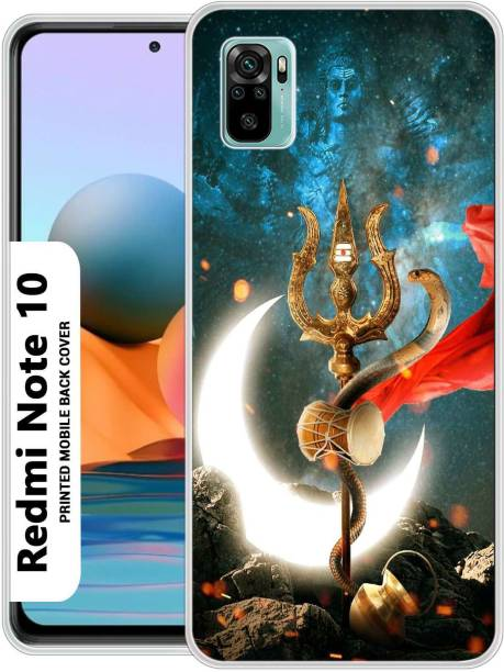 buymore Back Cover for Mi Redmi Note 10