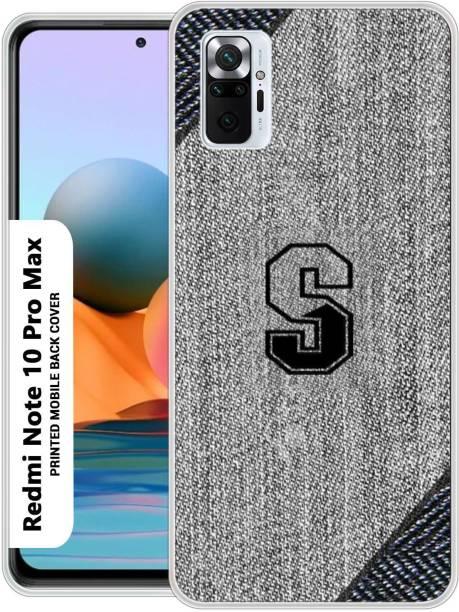 buymore Back Cover for Mi Redmi Note 10 Pro Max