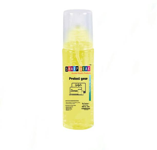Sharp beak SCREEN CLEANER GEL for Mobiles, Computers, Laptops