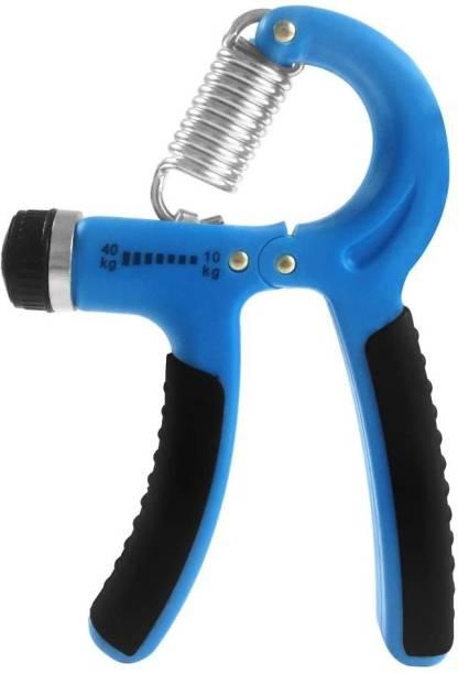 LAFILLETTE Adjustable Hand Grip Strengthener for Finger, Hand Muscle (10-40 KG) WEIGHT Hand Grip/Fitness Grip
