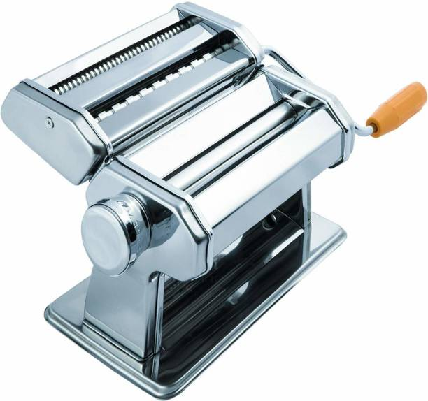 FIDELITY tainless Steel Pasta Maker & Roller Machine Spaghetti and Pasta Maker