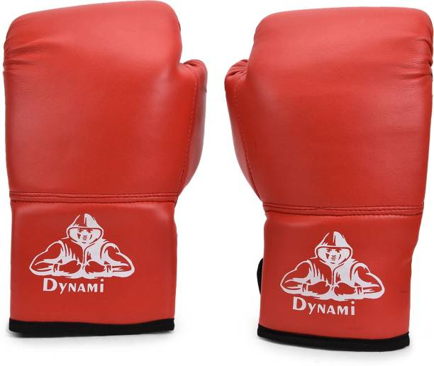 DYNAMi BOXING-RED-01 Boxing Gloves