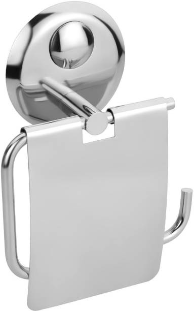 Easyhome Furnish Stainless Steel Toilet Paper Holder/Stainless Steel Tissue Paper Holder Stainless Steel Toilet Paper Holder