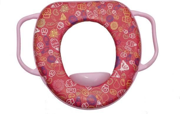 TWONE Plastic Toilet Seat Cover
