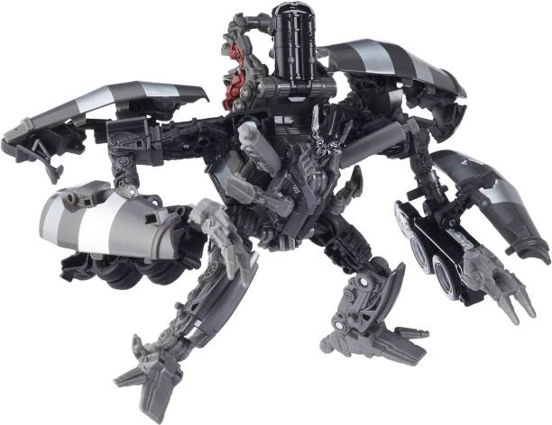 TRANSFORMERS Toys Studio Series Revenge of the Fallen Movie Constructicon Mixmaster Action Figure, Ages 8 and Up