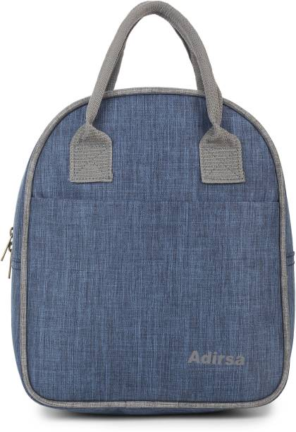 ADIRSA Lunch Tiffin Bag for School Office Picnic , man and women Waterproof Lunch Bag