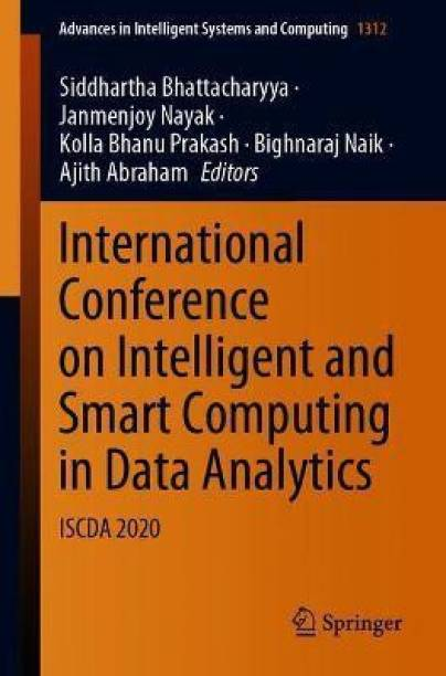 International Conference on Intelligent and Smart Computing in Data Analytics