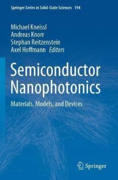 Semiconductor Nanophotonics