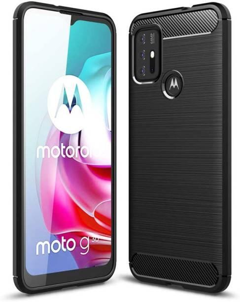 FITSMART Back Cover for Motorola Moto G30
