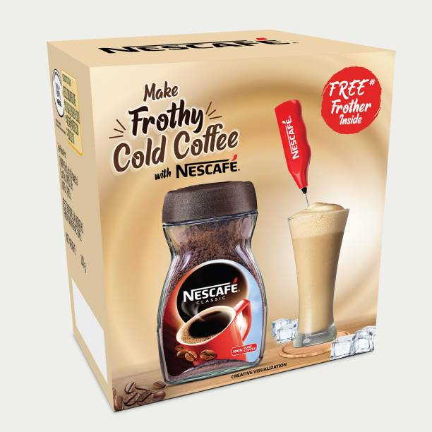 Nescafe Frothy Classic Instant Coffee