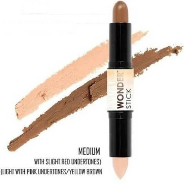 GULGLOW99 BEST QUALITY SKIN GLOW 3D MAKEUP 2 IN 1 CONCEALER AND CONTOUR STICK Concealer