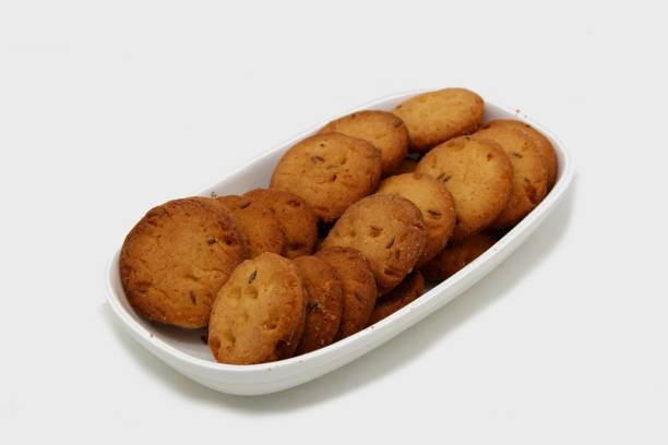 Biskutwala Old Delhi Famous Traditionally Prepared Zeera Biscuit Jeera Biscuit Cookies