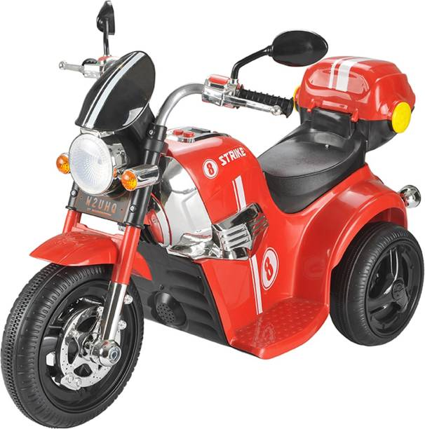 Toyhouse Toy House Samurai Strike 8 Rechargeable Battery Bike Battery Operated Ride On