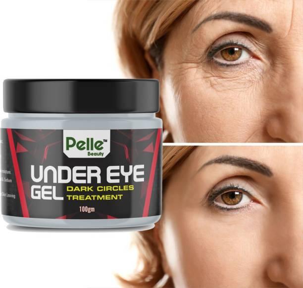 Pelle Beauty Under Eye Gel For Dark Circles Treatment__ For Men __100gm