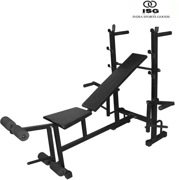 ISG Multipurpose Fitness Bench