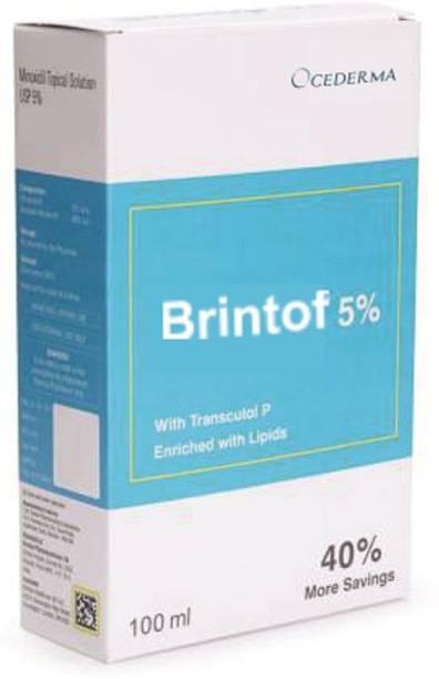 Ocederma BRINTOF 5% 100ML BLUE