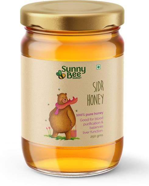 SunnyBee MARKET Indian Jujube (Sidr) Honey