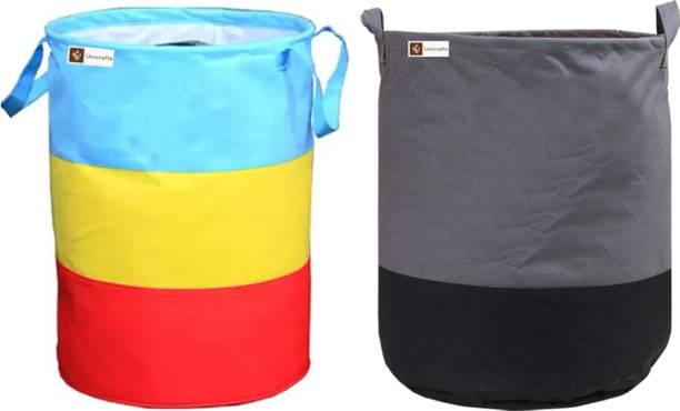 Unicrafts 45 L Multicolor Laundry Bag