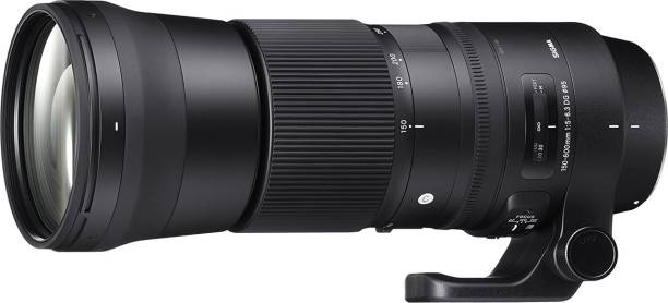 SIGMA 150-600 mm f/5-6.3 DG OS HSM Contemporary  for Canon Cameras  Lens