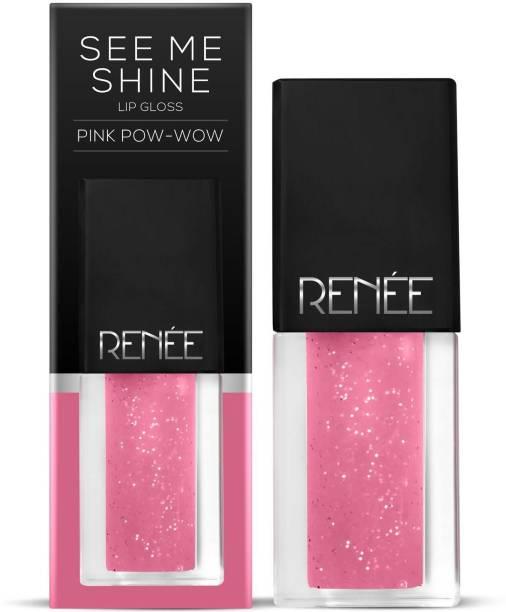 Renee See Me Shine Lip Gloss - Pink Pow-Wow