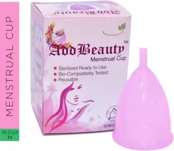 AddBeauty Medium Reusable Menstrual Cup