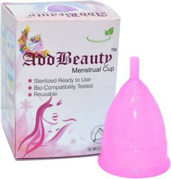 AddBeauty Large Reusable Menstrual Cup