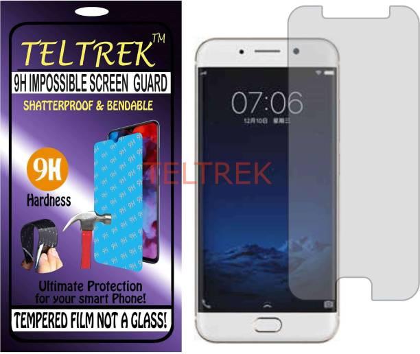 TELTREK Tempered Glass Guard for VIVO XPLAY 6 (Flexible, Unbreakable)