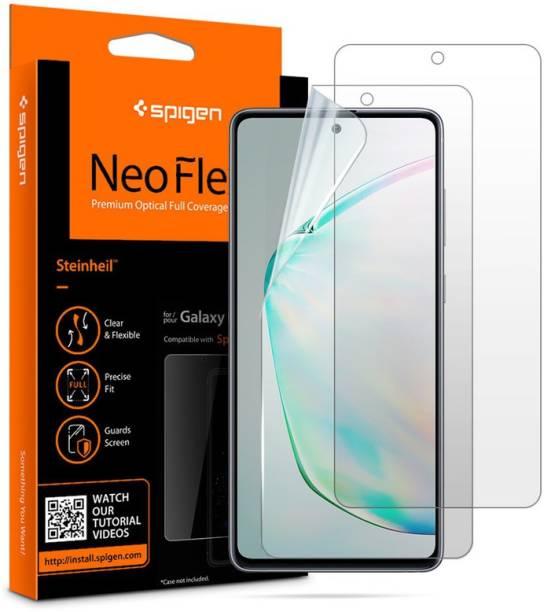 Spigen Tempered Glass Guard for Galaxy Note 10 Lite, Galaxy A71