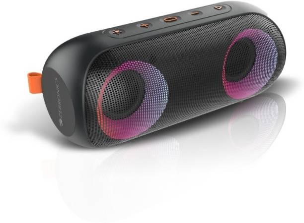 ZEBRONICS Zeb Music Bomb X 20 W Bluetooth Speaker