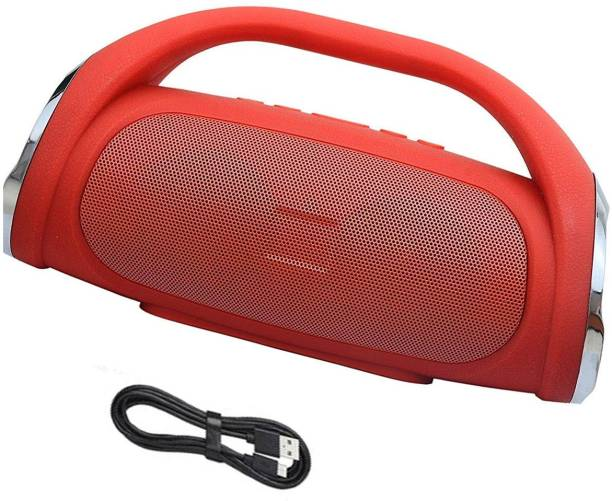 InEffable Wireless Bass Sound B.O.A.T sound effect Super bass Home Theatre Soundbar Wireless Bluetooth Speaker With BIGG DADDY BASS Powerful Sound Cool Bass Portable Speaker Powered with long Battery Life Speaker Mini Trendy Speaker 10 W Bluetooth Laptop/Desktop Speaker