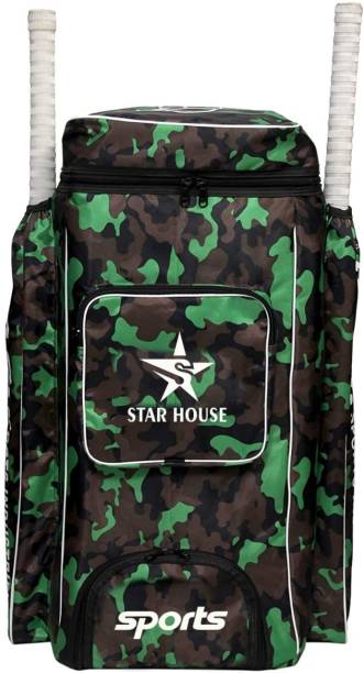 Star House Camouflage Cricket Duffle Bag (MULTICOLOR)