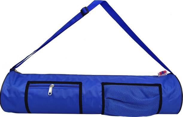 PANCHTATAVA High Quality 2 Compartment Trendy yoga Bag & Adjustable Shoulder Strap