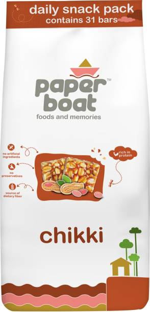 Paper boat Daily Snack Chikki Pouch
