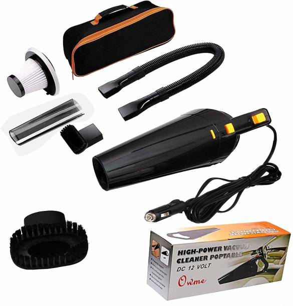 keekos Car Vacuum Cleaner Vacuum/Sucking, Handheld Vacuum Cleaner with Multiple Attachments with Reusable Dust Bag, , Anti-Bacterial Cleaning Car Vacuum Cleaner with Anti-Bacterial Cleaning, 2 in 1 Mopping and Vacuum Car Vacuum Cleaner with Anti-Bacterial Cleaning, 2 in 1 Mopping and Vacuum