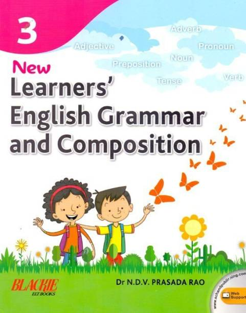 New Learner�s English Grammar & Composition Book 3 (for 2021 Exam)