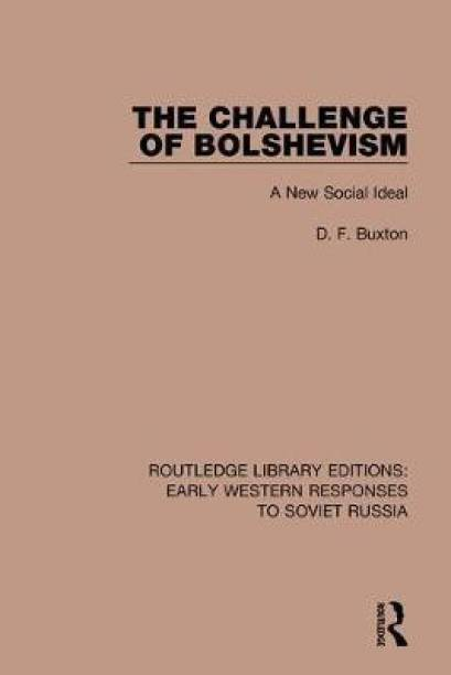 The Challenge of Bolshevism