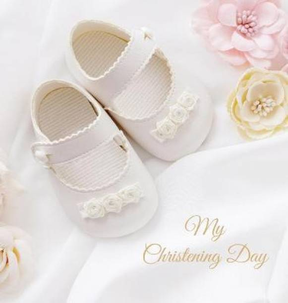 Christening Guest Book, Boy, Girl, Ceremony, Beautiful Guest Book for Family & Friends to Write In, Celebrate, Blessing, Naming Day (Hardback)