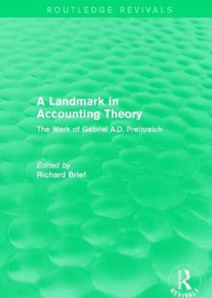 : A Landmark in Accounting Theory (1996)