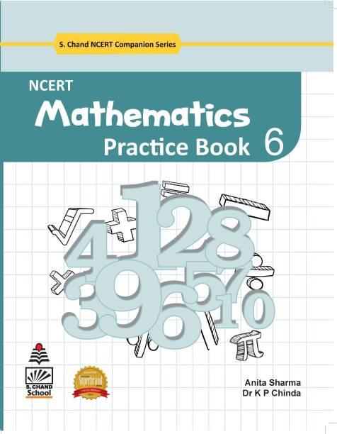 NCERT Mathematics Practice Book 6 (for 2021 Exam)