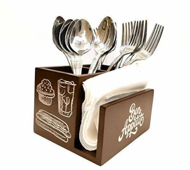 Dime Store Empty Cutlery Holder Case