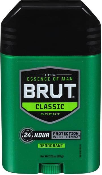 BRUT Classic Scent Deodorant Stick Deodorant Stick  -  For Men & Women