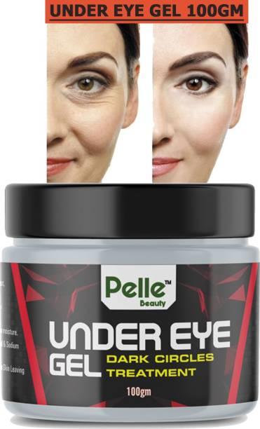 Pelle Beauty Under Eye gel __ for Relieving Dark Circles__ Dark Circle Treatment_ Dark Spots _for women _100gm