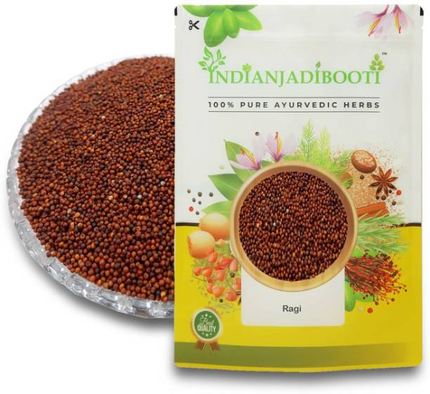 IndianJadiBooti Ragi, 900 Grams Pack