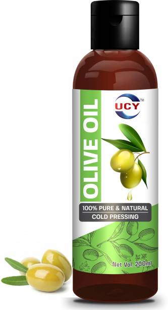 UCY Pure Cold Pressed Olive Oil for Skin and Hair Oil