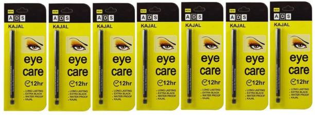 ads 12hr Eye Care Kajal(Pack Of-7)