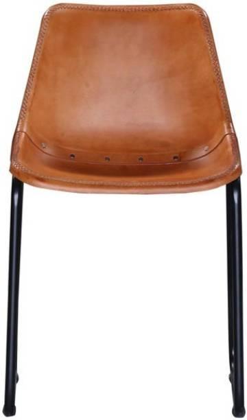 aai jee Leather Living Room Chair