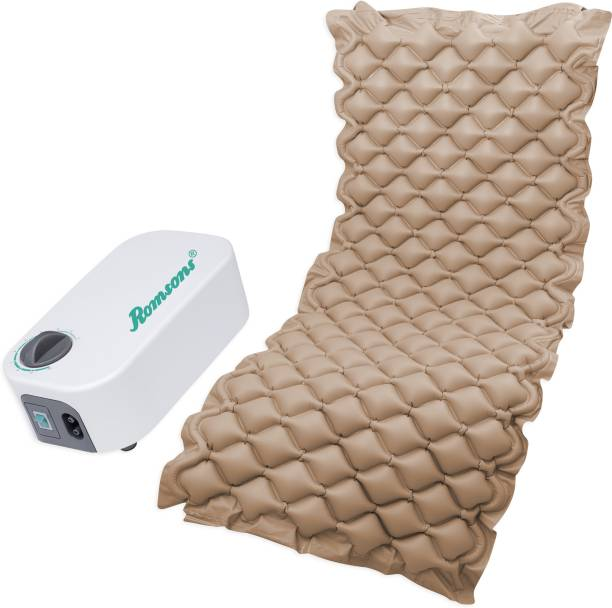 Romsons GS-NOS Nosor Anti-Decubitus Air Bed, Bed Sore Prevention Kit, Air pump and bubble mattress Massager